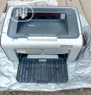 Tokunbo HP Laser Jet With Cables | Printers & Scanners for sale in Lagos State, Agege