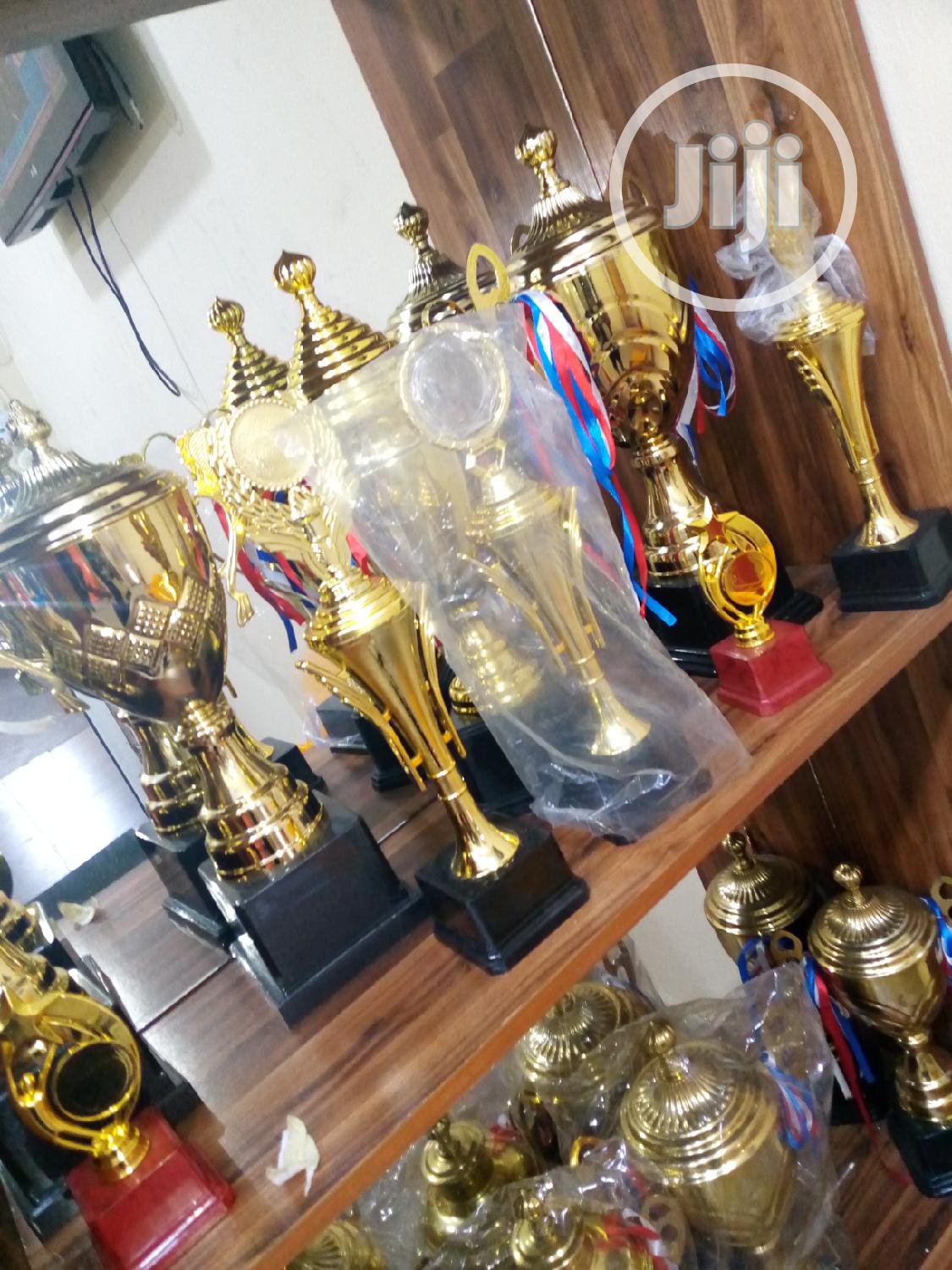 Aword Trophy | Arts & Crafts for sale in Surulere, Lagos State, Nigeria