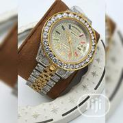 Rolex Fully Stoned (Not a Low Budget) Authentic Quality | Watches for sale in Lagos State