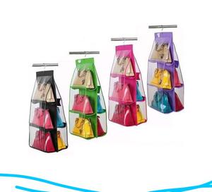 Portable And Foldable Hand Bag Hanger Rack | Home Accessories for sale in Lagos State, Lagos Island (Eko)