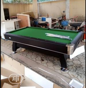 Brand New Snooker Table With Complete Accessories | Sports Equipment for sale in Rivers State, Port-Harcourt