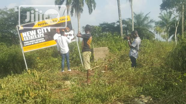 Archive: Affordable Plots of Land for Sale at New City Estate Epe.