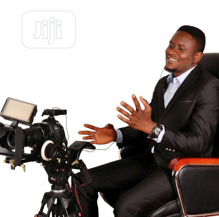 Hire Videographer In Nigeria | Photography & Video Services for sale in Central Business Dis, Abuja (FCT) State, Nigeria