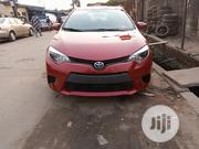 Toyota Corolla 2014 Red | Cars for sale in Lagos State, Surulere