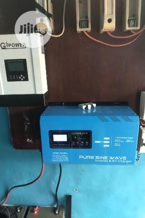 Solar Inverter Energy | Building & Trades Services for sale in Lagos State, Oshodi