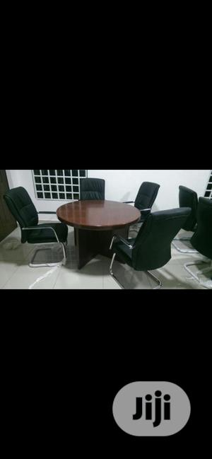 Round Conference Table   Furniture for sale in Lagos State, Ikeja