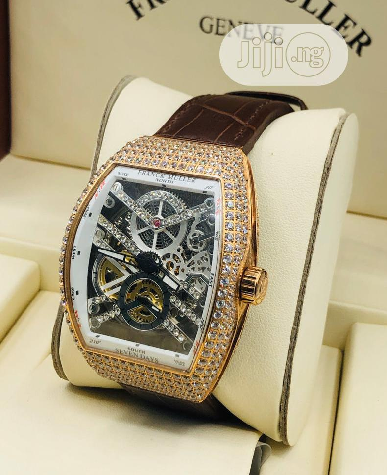 FRANCK Muller   Watches for sale in Lagos Island (Eko), Lagos State, Nigeria