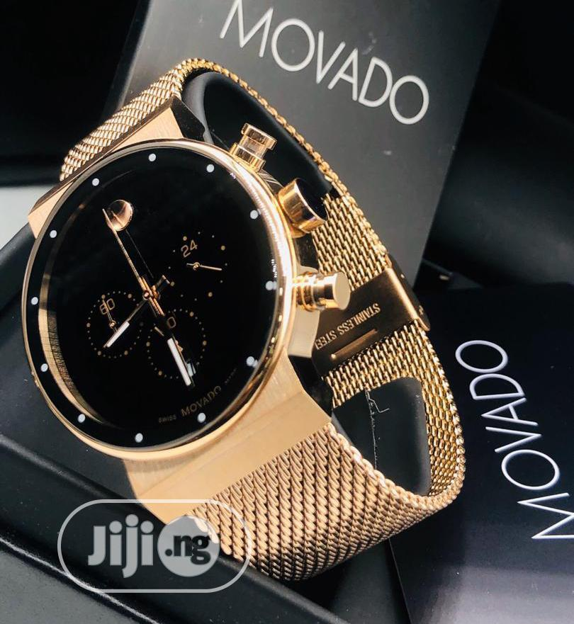 Movado Wrist Watch | Watches for sale in Lagos Island, Lagos State, Nigeria