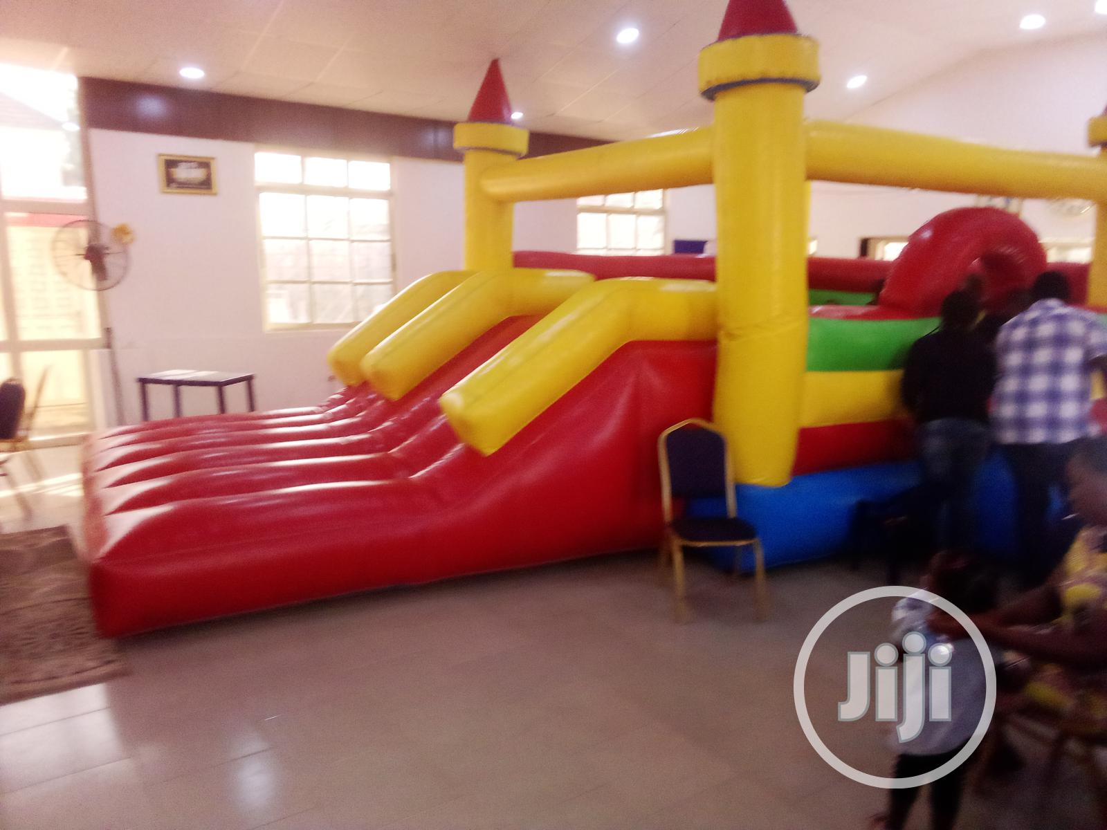 Archive: Bouncing Castles For Rent