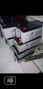 Original Brand New USA Batteries 200ah , Ritar Batteries With 1year Wt | Solar Energy for sale in Lagos State, Magodo