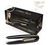 Carmen Cordless Hair Straighteners - Black | Tools & Accessories for sale in Lagos State, Ajah