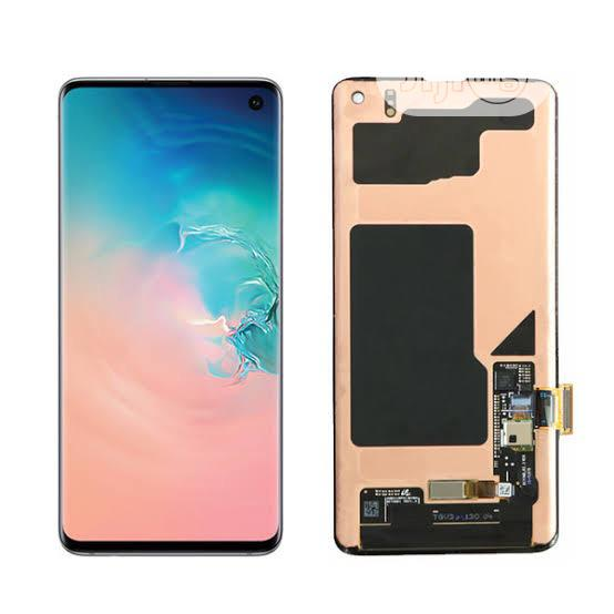 High Quality Samsung Galaxy S10 Replacement Screen | Accessories for Mobile Phones & Tablets for sale in Ikeja, Lagos State, Nigeria