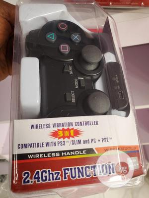 3 In 1 Wireless Vibration Game Controller | Accessories & Supplies for Electronics for sale in Lagos State, Ajah