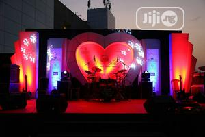 Lighting Setup and Construction   DJ & Entertainment Services for sale in Lagos State, Yaba