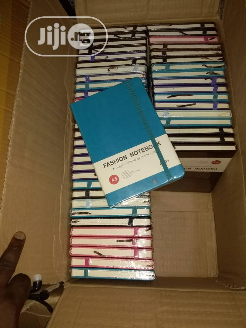 Notepads/Moq-100pcs   Manufacturing Services for sale in Surulere, Lagos State, Nigeria