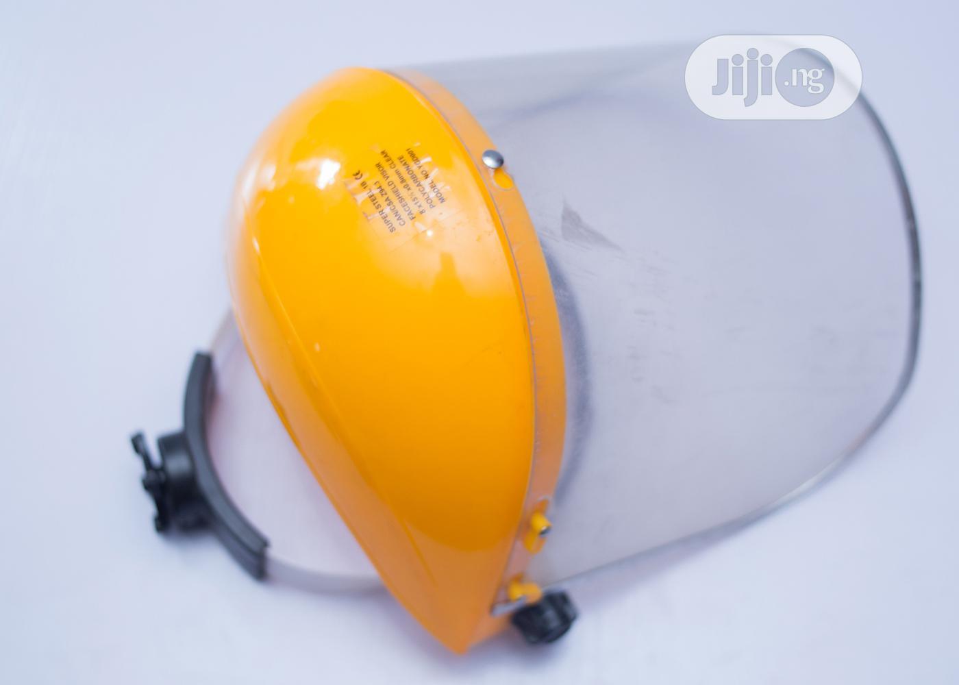Safety Lightweight Face Shield