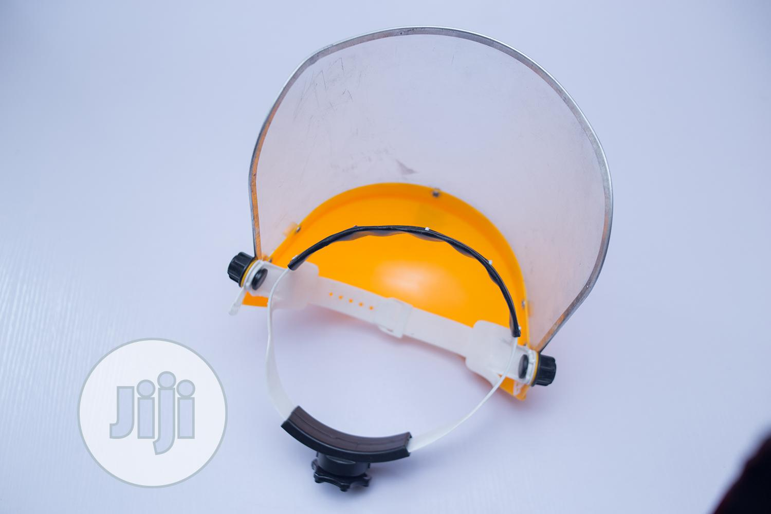 Safety Lightweight Face Shield | Safety Equipment for sale in Lagos Island, Lagos State, Nigeria