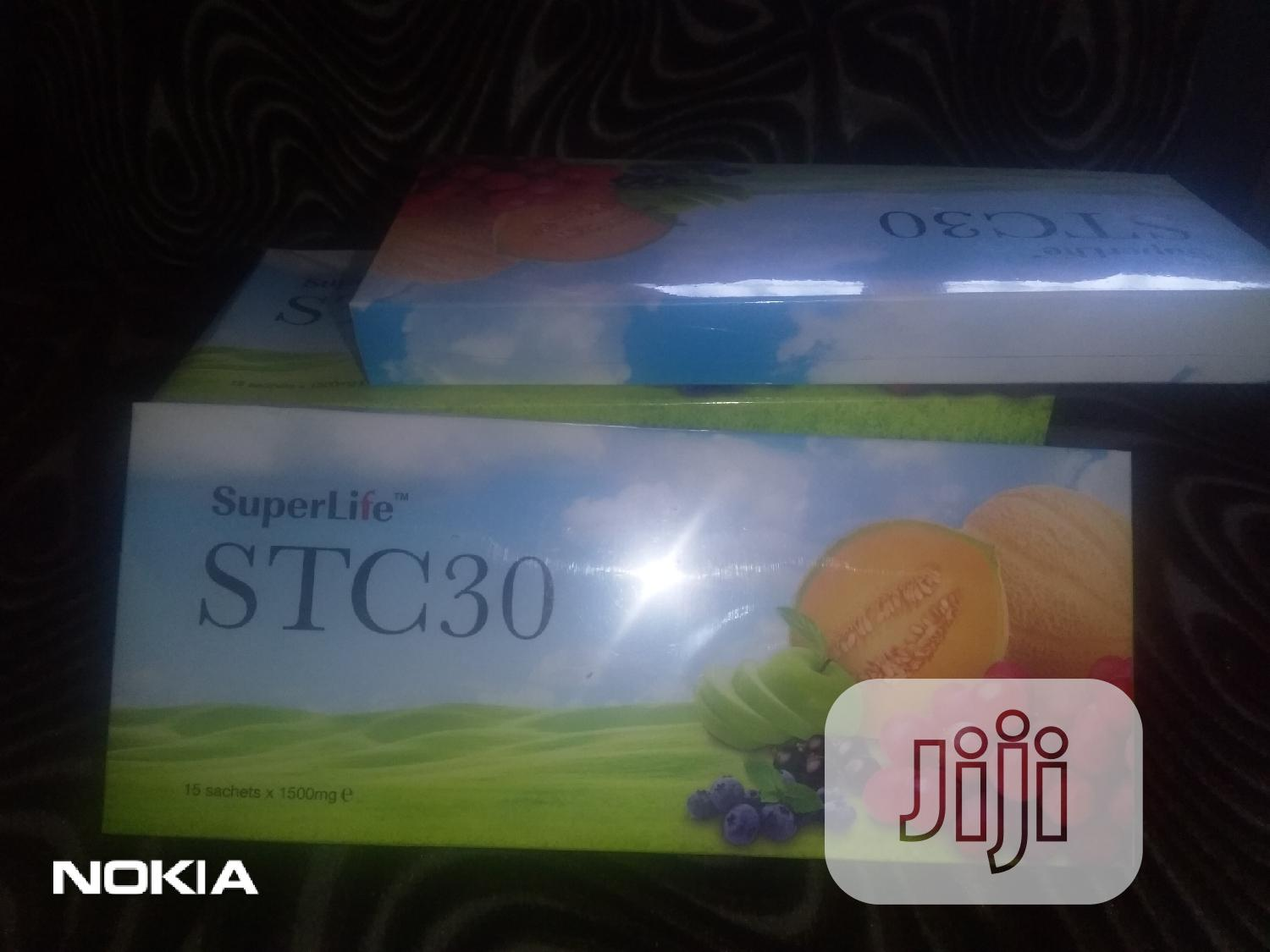 Superlife Stc30 Stem Cell(Free Delivery Within Abuja) | Vitamins & Supplements for sale in Central Business Dis, Abuja (FCT) State, Nigeria