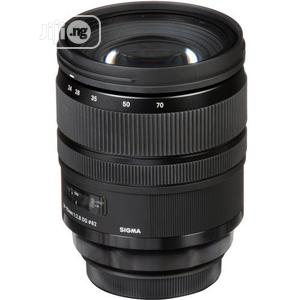 Sigma 24-70mm F/2.8 Dg OS Hsm Art Lens Fir CANON Ef | Accessories & Supplies for Electronics for sale in Lagos State, Lagos Island (Eko)