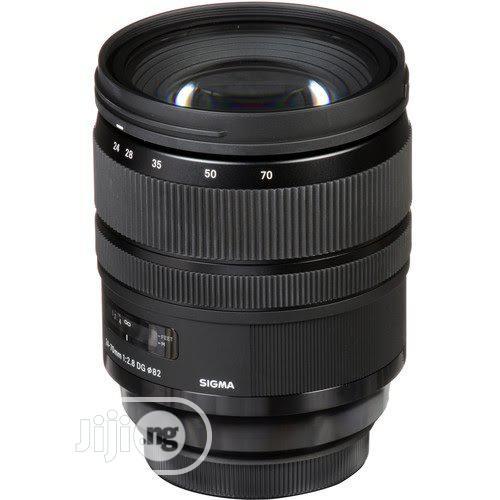 Sigma 24-70mm F/2.8 Dg OS Hsm Art Lens Fir CANON Ef