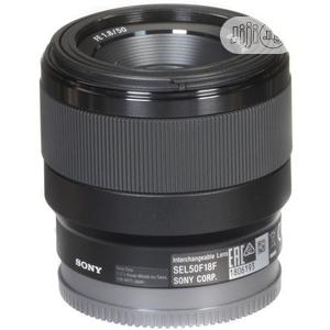 SONY Fe 50mm F/1.8 Lens   Accessories & Supplies for Electronics for sale in Lagos State, Lagos Island (Eko)