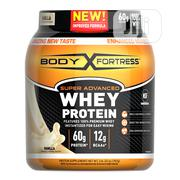 Body Fortress Super Advanced Whey Protein Powder, Vanilla 2LBS | Vitamins & Supplements for sale in Lagos State, Ikeja