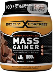 Body Fortress® Super Advanced Mass Gainer, Chocolate, 2.25 LBS | Vitamins & Supplements for sale in Lagos State, Ikeja