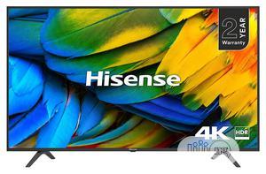 Hisense 4K Uhd Hdr Smart TV 50-inch | TV & DVD Equipment for sale in Lagos State, Lagos Island (Eko)