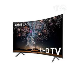 Samsung 4K Uhd Curve Smart TV 55 Iinches | TV & DVD Equipment for sale in Lagos State, Lagos Island (Eko)