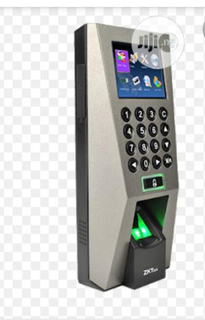 Zkteco F18 Fingerprint Time Attendance Door Access System | Computer Accessories  for sale in Lagos State, Ikeja