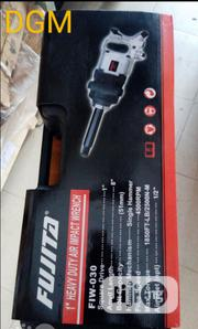 "Air Impact Wrench 1"" With Socket 