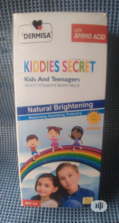 Kiddies Secret Lotion