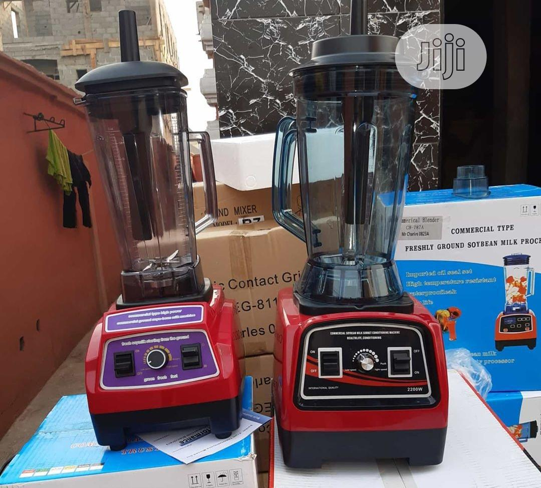 Quality Blenders In Ojo Kitchen Appliances Elijean Kitchen Equipments Jiji Ng For Sale In Ojo Buy Kitchen Appliances From Elijean Kitchen Equipments On Jiji Ng