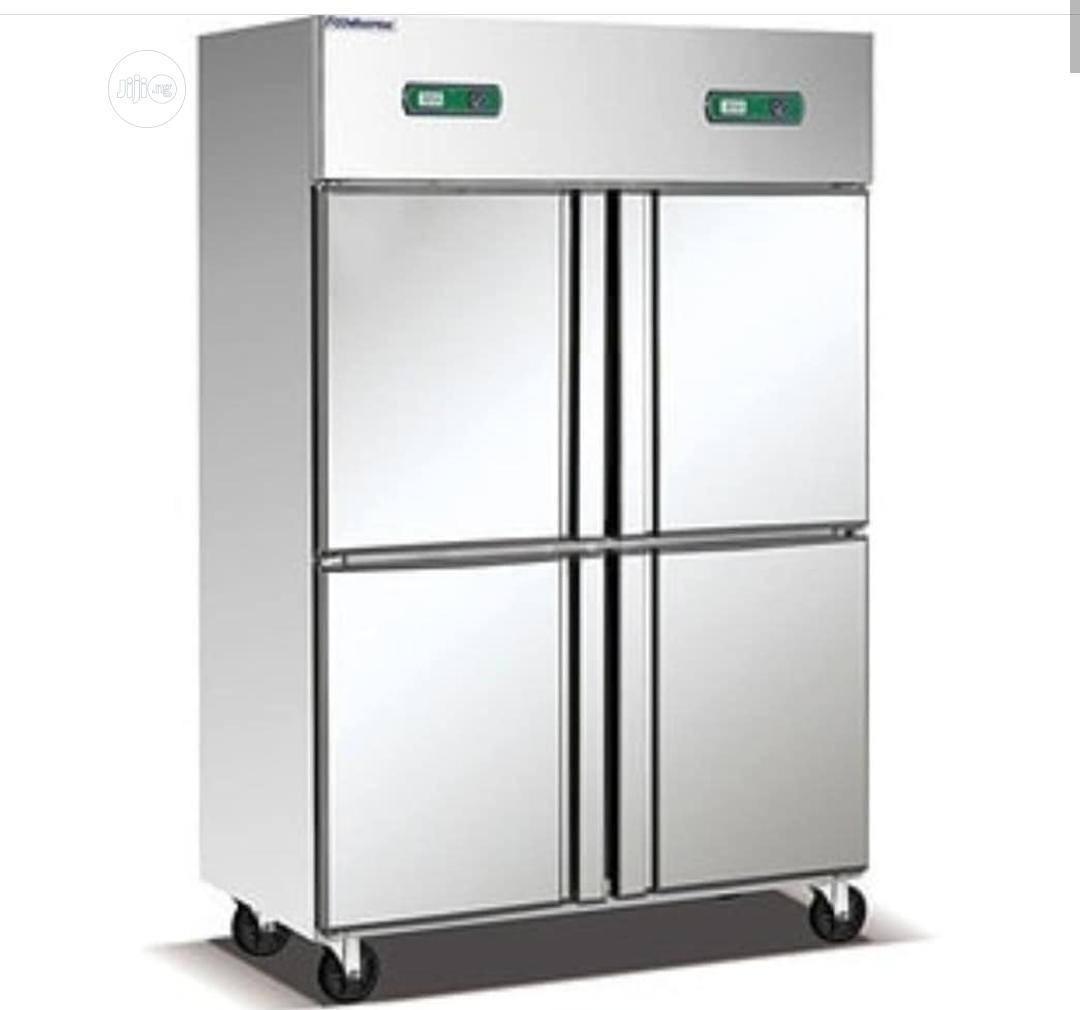 4 Door Industrial Freezer