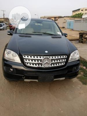 Mercedes-Benz M Class 2006 Black   Cars for sale in Lagos State, Ikeja