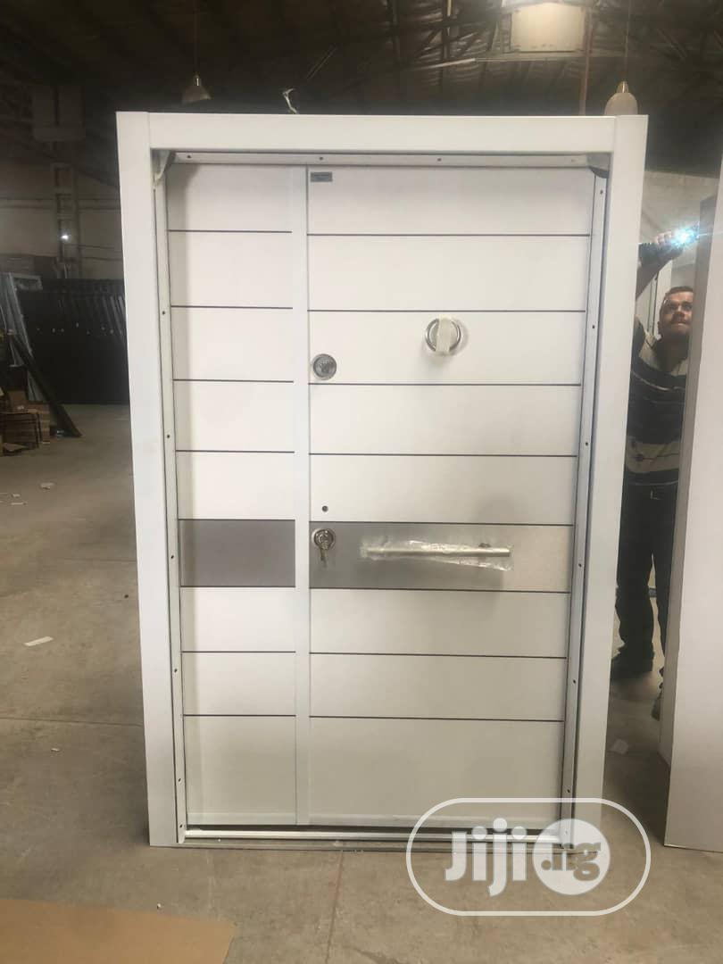 Archive: 4ft White Special Turkey Door Available In Stock Entrance And Rooms