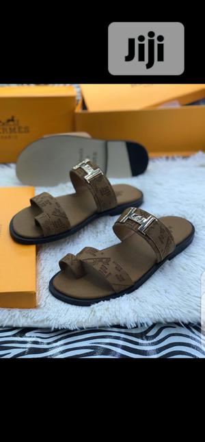 Hermes Palm Original Quality   Shoes for sale in Lagos State, Surulere