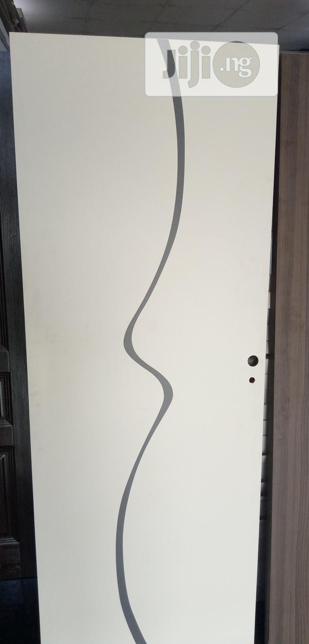 Turkey Interior Wooden Door