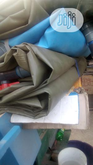 Tarpaulin Fish Ponds In Stock   Farm Machinery & Equipment for sale in Abuja (FCT) State, Asokoro