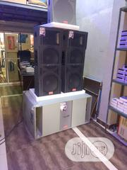 Classic Quality YORKVILLE Double With Double Sub Speaker | Audio & Music Equipment for sale in Lagos State, Ojo