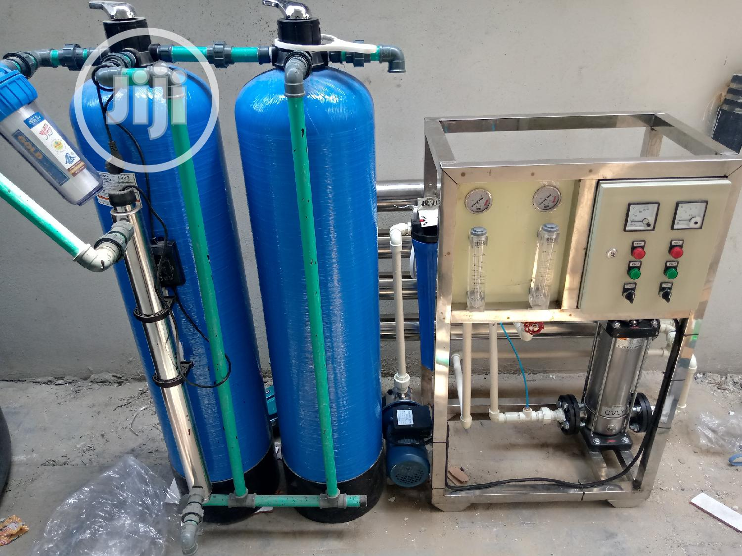Reverse Osmosis Water Treatment Systems | Manufacturing Equipment for sale in Lekki, Lagos State, Nigeria