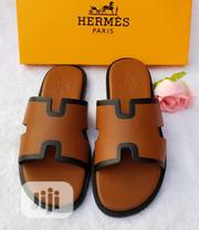 Hermes Pam Slides Available in Different Colors Swipe to Pick Your | Shoes for sale in Lagos State, Lagos Island