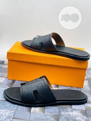 Original Hermes Slippers Palm Available   Shoes for sale in Lagos State, Surulere