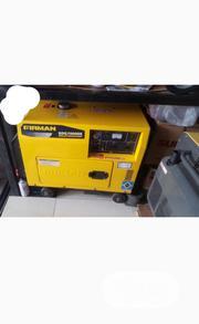10kva Fireman Spg7000se DIESEL Generator 100%Coppa | Electrical Equipment for sale in Lagos State, Lekki Phase 1
