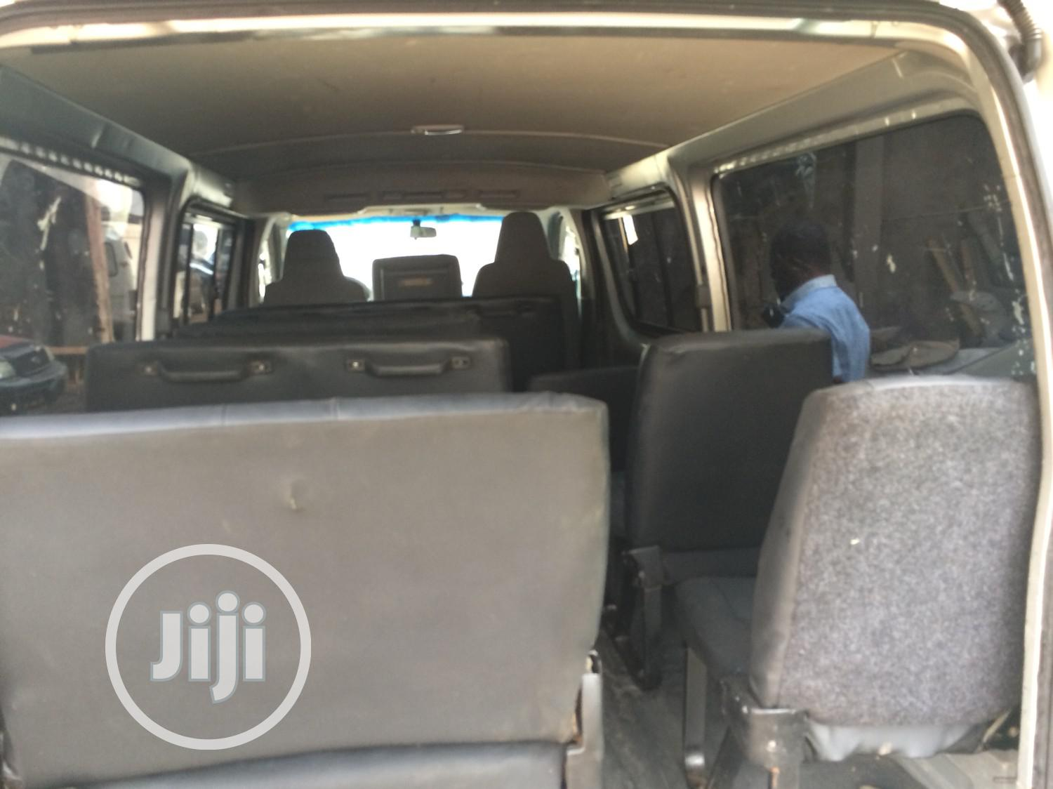Archive: Toyota Hiace 2012 Tokunbo