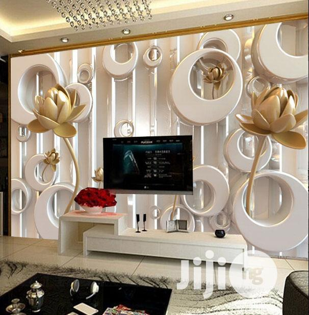 3D, 5D, 8D Wall/Photo Murals   Home Accessories for sale in Lagos Island (Eko), Lagos State, Nigeria