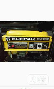 4kva Elepaq Sv5200 Generator 100%Coppa | Electrical Equipment for sale in Lagos State, Lekki Phase 1