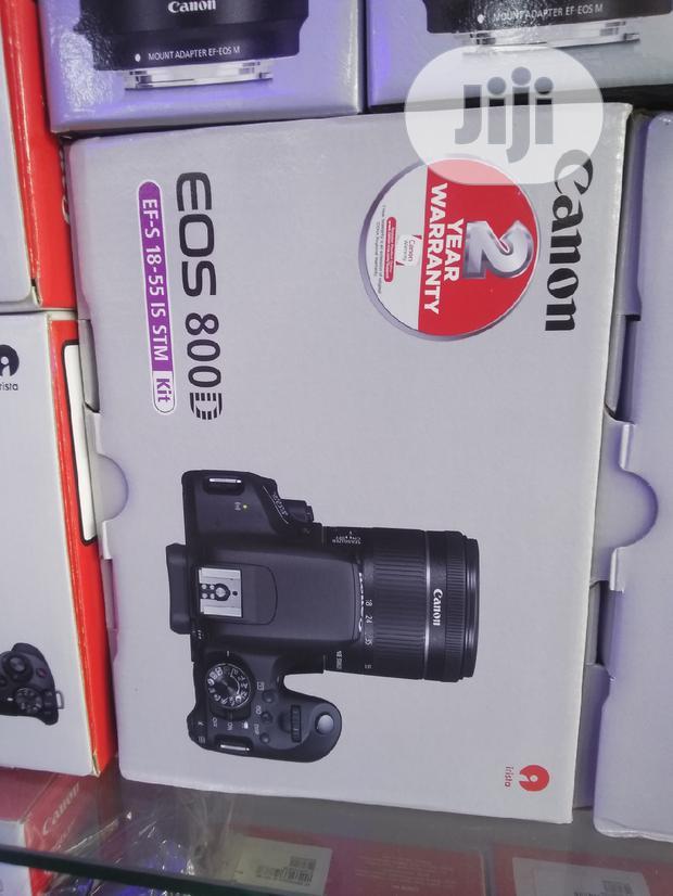 Canon Camera 800D