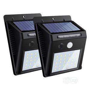 Solar Light LED Lamp Motion Sensor | Solar Energy for sale in Lagos State, Ikeja
