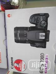 Professional Canon Camera 200D | Photo & Video Cameras for sale in Lagos State, Ikeja